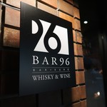 WHISKY&WINE BAR96 - 看板