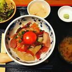75833193 - 海鮮丼 1500円