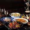 燕三条イタリアン Bit - 料理写真:5000円2時間飲み放題付コース (2017年12月〜2018年2月)