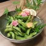 ichidori - 枝豆