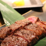 あぶり肉 がらん - ハラミ(1980円)