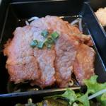 じょあんどーる21 - 料理写真:牛肉ステーキ