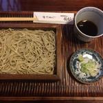 75838497 - ざる蕎麦(十割)