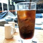 ビブバール - アイスコーヒー