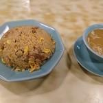 75839919 - 炒飯とスープ(17-11)