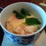 函館市場 - 茶碗蒸し