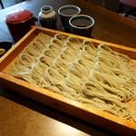 小嶋屋総本店 - 布乃利へぎそば 3人前2100円