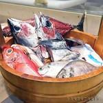 75840991 - お魚を選びます