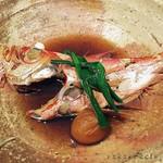 75841029 - 金目鯛の煮付け