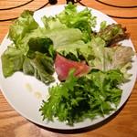 ポトフ料理ジョワ - サラダ