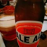 大衆ワイン酒場らくだばオアシス - 大阪箕面ビールペールエール