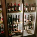 大衆ワイン酒場らくだばオアシス - おさけがいっぱい