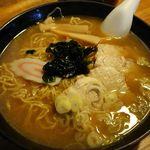かくえん - 料理写真:チャーシューメン大盛り(750円)