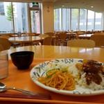 北海道工業大学 HITプラザ食堂 - 店内です。