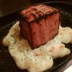 ピッコロマーゴ - 厚切ベーコンとポテトサラダ
