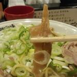 超ごってり麺ごっつ - メンマ
