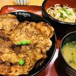 75849413 - 豚丼ランチ                       税込890円