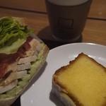 Park South Sandwich -