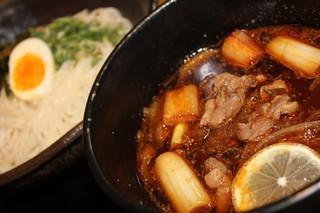 宮がみ屋 - カレーつけ麺
