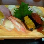 魚っ喰いの田 - トップフォト 上寿司