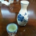 魚っ喰いの田 - 田酒