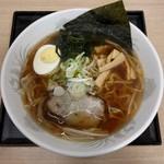 らーめん一心 - 料理写真:醤油ラーメン(480円)