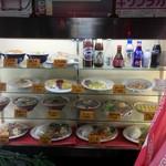 中華料理 しまむら - サンプル下段に注目