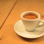 クレイジー カフェ ブランク - espresso