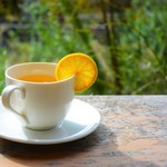 クレイジー カフェ ブランク - LEMONADE(HOT)