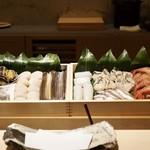 にい留 - 料理写真:天麩羅の食材