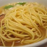 三四郎 - 煮干し中華そば