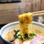 中華そば 幻のタンポポ - 料理写真:中華そば700円