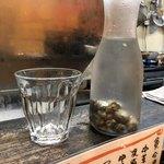中華そば 幻のタンポポ - お水
