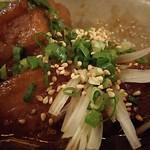 参佰宴 - 豚角煮アップ