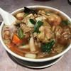 清香園 - 料理写真:五目そば 750円