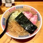 麺ハウス こもれ美 - 豚塩らーめん 780円