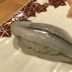 神田屋寿司 - さより
