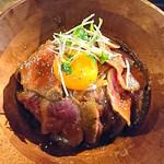 ラムチョップ&スパイス スパイスモンスター - ローストラム丼