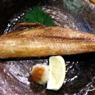 リーズナブルな料理!写真はホッケ焼き780円