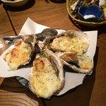目黒川魚金 - 牡蠣グラタン