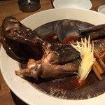 目黒川魚金 - 黒そい煮付け