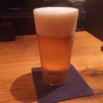 75864401 - 生ビール(黒ラベル)