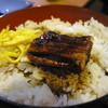 うなぎの大新 - 料理写真:一枚丼(ランチ丼)650円