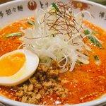 博多担々麺 とり田 - 博多担々麺 890円