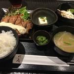 75865626 - チキン南蛮定食(780円)