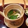 赤坂 詠月 - 料理写真:松茸鱧の土瓶蒸し