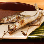 Eigetsu - 鵡川のししゃも