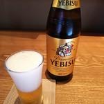 75866359 - エビスビール中瓶