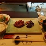 小石澤 - 料理写真:ステーキランチ。