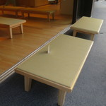 仙巌園 両棒屋 - ベンチ